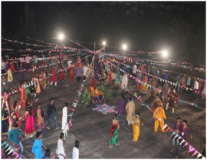 GARBA - Festival Celebration at IMCOST