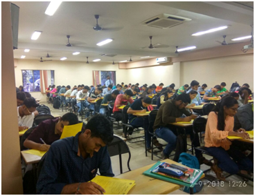 Exam at IMCOST