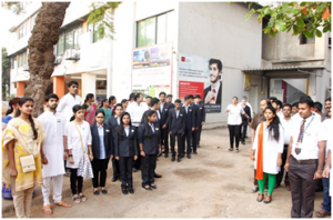 Republic Day Celebration 2018 at IMCOST