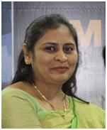 Ms. Priyanka Chaudhari - Assistant Professor, In-charge of Quiz Club