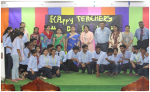 Teachers Day Celebration at IMCOST