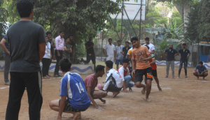 Ground Sports Activity at IMCOST