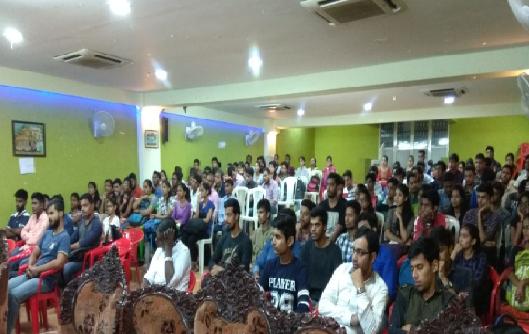 Students Attending Seminar - IMCOST