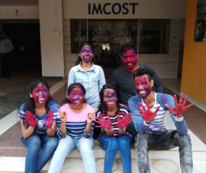 Celebrating Festivals at IMCOST