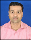 Mr. Nitin Ganeshar - Assistant Professor, In-charge of Social Awareness Club