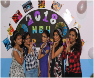 New Year Celebration at IMCOST Thane, Mumbai