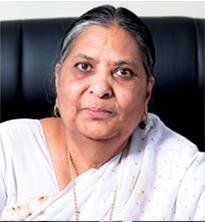 Dr. Asha Pachpande - Secretary, Audyogik Shikshan Mandal (ASM)
