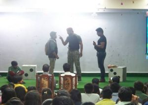 Intra Collegiate- Drama Competition