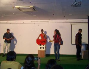 Intra Collegiate- Drama Competition at IMCOST