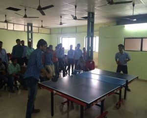 National Sports Day – Table Tennis Tournament