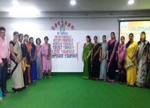 SAKSHAM – Women Empowerment Program