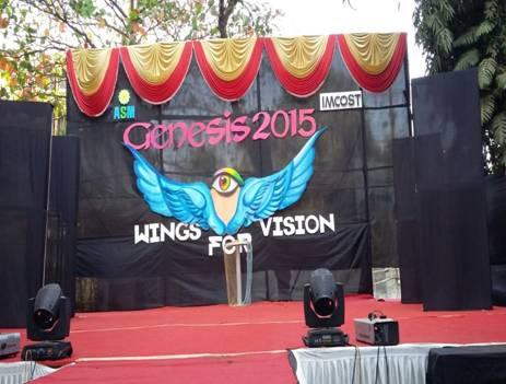 GENESIS-Annual Cultural Fest