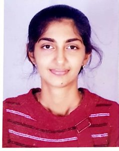 Ms. Snehal Ranade, Gold Medalist MCA Topper of Mumbai University