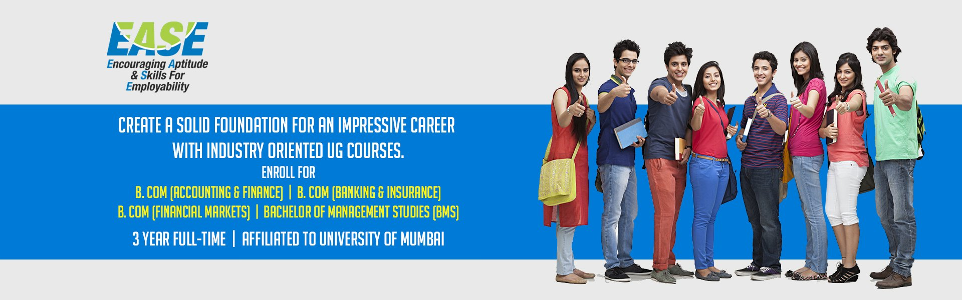 Best UG Courses in Thane, Mumbai - IMCOST