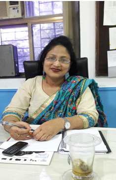 Dr. Manju Gupta - Director, MCA Imcost