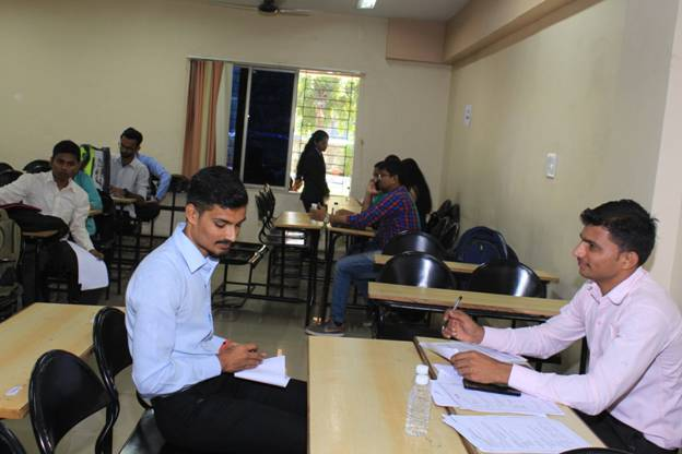 Job Fair at ASM IMCOST Mumbai