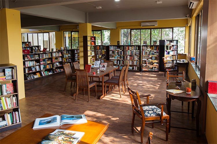 Trilogy Library & Bookstore Lower Parel, Mumbai