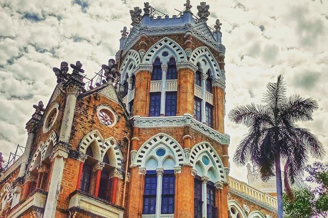 JN Petit Library Mumbai