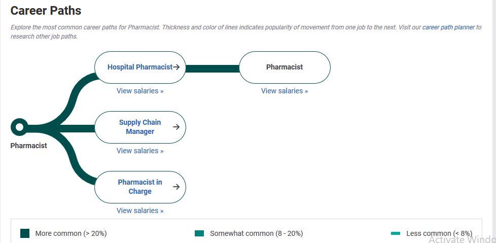 Pharmacist Career Path